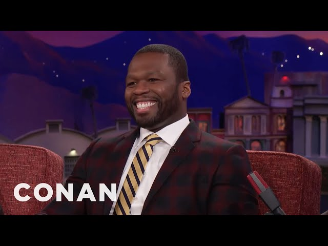"""Why Curtis """"50 Cent"""" Jackson Called Jay-Z's New Album """"Golf Course Music""""  - CONAN on TBS"""