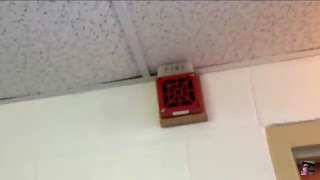 Fire Alarm Test #6