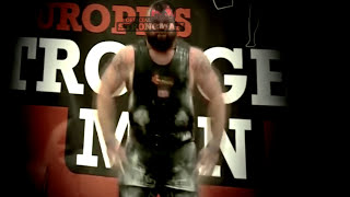 Deadlift: WORLD RECORDS by Magnusson + Hall, 461/462/463kg