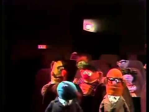 Sesame Street   Ernie And Bert At The Movies Loud Snacks