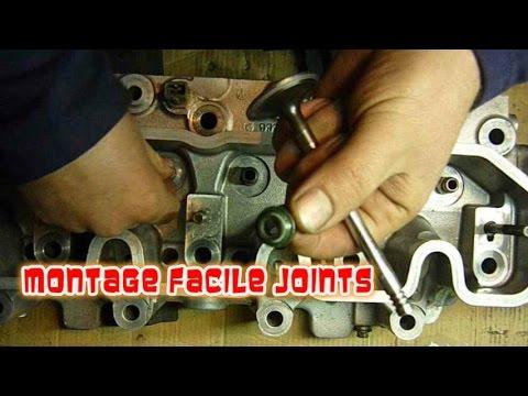 Changer Joints Queues De Soupapes Facilement