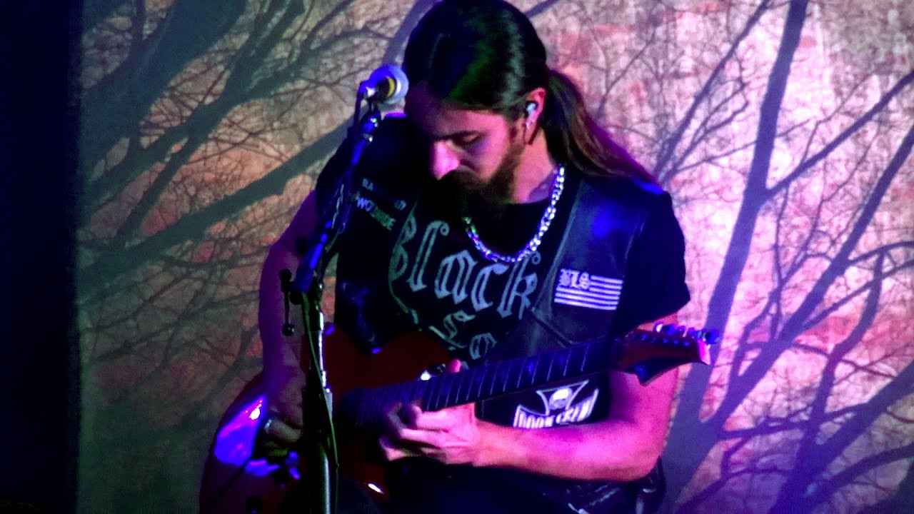 Black Label Society - Road Back Home, Unblackened Tour 2015 @ Piere's Ft   Wayne IN 4/10/2015