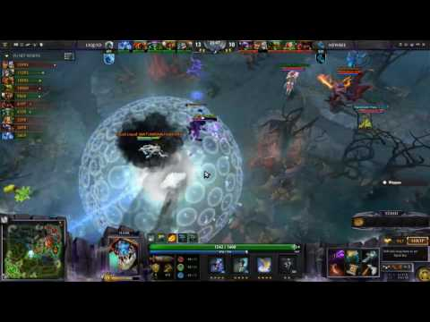 Team Liquid vs Newbee Game 5- EPICENTER Moscow Full Highlights Dota 2