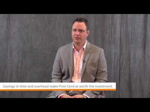 Thomson Reuters Firm Central - Investing in Your Business