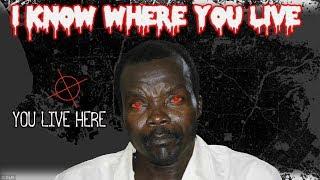 African Rebel Kony TERRIFIES a Pro HACKER online