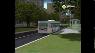 видео Штраф за выезд на встречную полосу, разделительную, реверсивную и трамваные пути (2015г.)