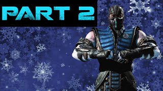 Sub Zero Mask Tutorial - Part 2