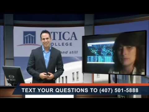 Utica College:  Online Cybersecurity Open House Information Session