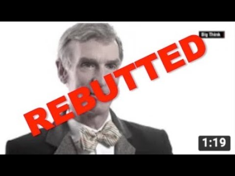 Bill Nye on Abortion and Sex (REBUTTED)