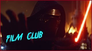Star Wars Episode VII Force Awakens Review | Film Club Ep.9