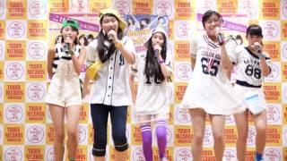 「恋のバカンス」「Summer days A-GO-GO!!」「アリスマジック」「JINJINJIN」
