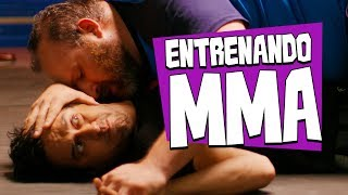 ENTRENANDO MMA