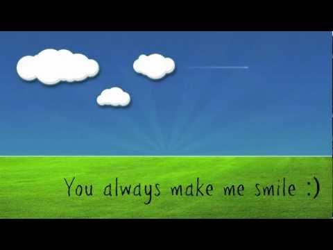 Download lagu so kiss me and smile for me