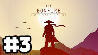 The Bonfire PC Gameplay #3 - Exploring Dungeons with the Warrior Class!