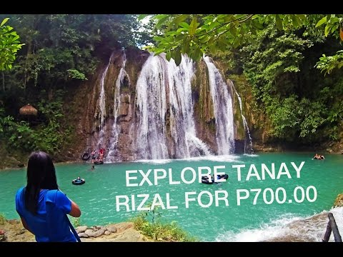 TRAVEL: Tanay, Rizal - A paradise near Metro Manila for only 700 Pesos ~Evangelyn Austria