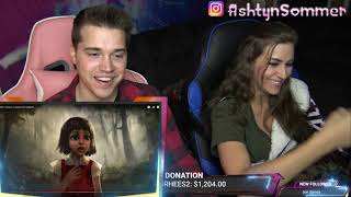 ANNIE Origins  League of Legends - REACTION