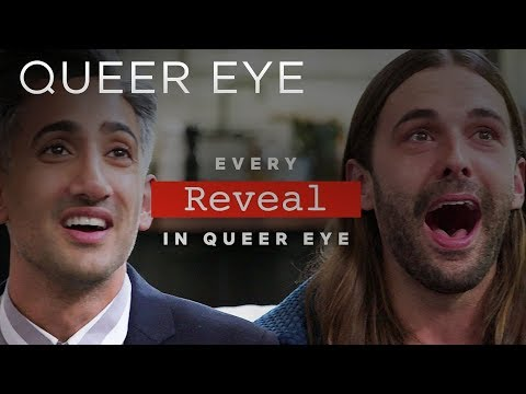 Queer Eye | Every Makeover Reveal | Netflix