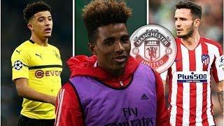 Man Utd transfer news LIVE: Fernandes offer, Sancho's January development, Saul identified- trans...