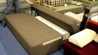 Обзор диван-кровати Dolce Vita фабрики AFCI