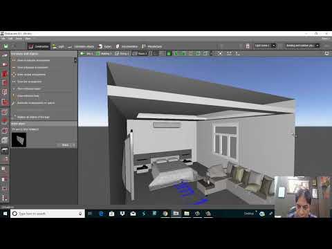 Dialux Evo 8.1 Interior Lighting Tutorial Part -1 (Gemini Architectural)