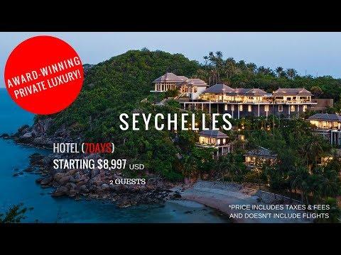 Seychelles Banyan Tree: Award-Winning Private Luxury (halal + hijab free)
