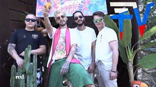 Pro 7 Red Tokio Hotel Summer Camp 30 07 2018 с русскими субтитрами от TH Community VK