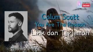 Calum Scott You Are The Reason Lirik dan Terjemah