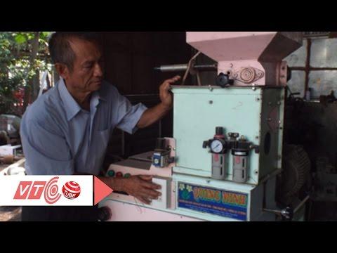 Lão nông nghiên cứu công nghệ mới cho máy xay xát | VTC