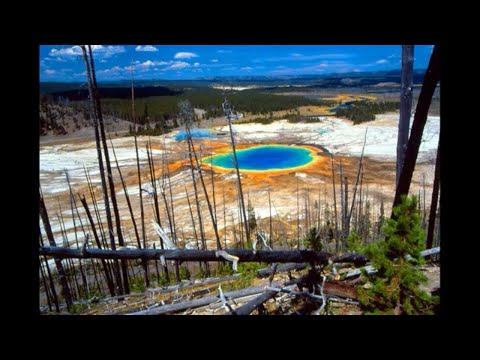 Yellowstone National Park Part Three: Upper Geyser Basin And Midway Geyser Basin Geyser Basin