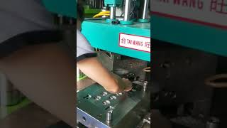 [TAIWANG] Machine for Low Cost Insert Molding