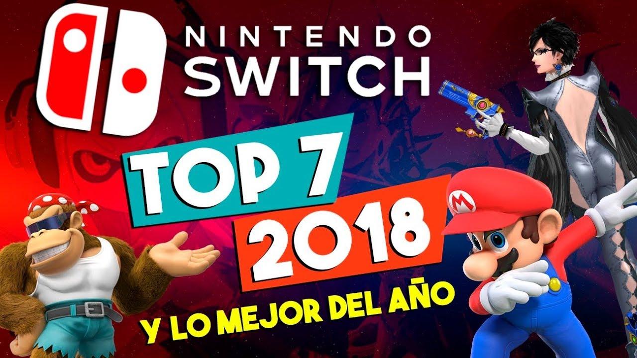 Los 7 Mejores Juegos De Switch Del 2018 Y Mas Ha Sido Un Buen