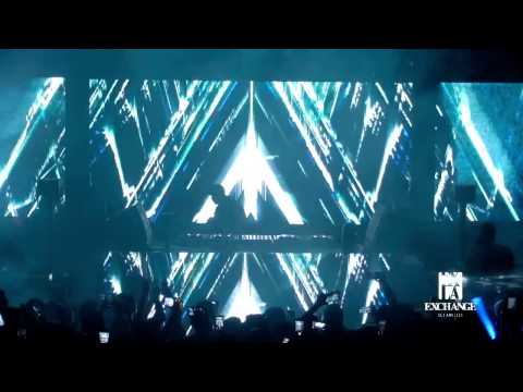 Alan Walker - Live Full Set @ Exchange LA - February 25, 2017
