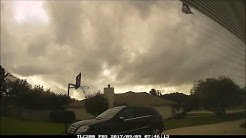 Hurricane Irma, TimeLapsed from Jacksonville FL