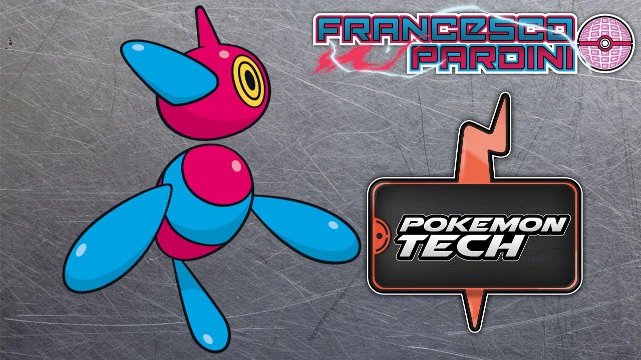 Porygon Z - #pokémon TECH VGC20