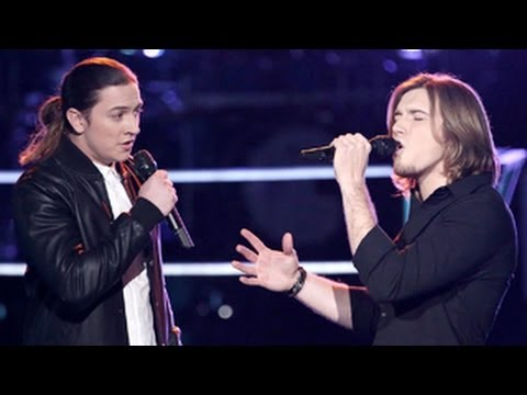 The Voice Season 6 Usa Morgan Wallen And Stevie Jo Perform Story Of My Life Rock Version Youtube