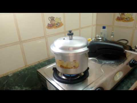 How to boil rice cooker