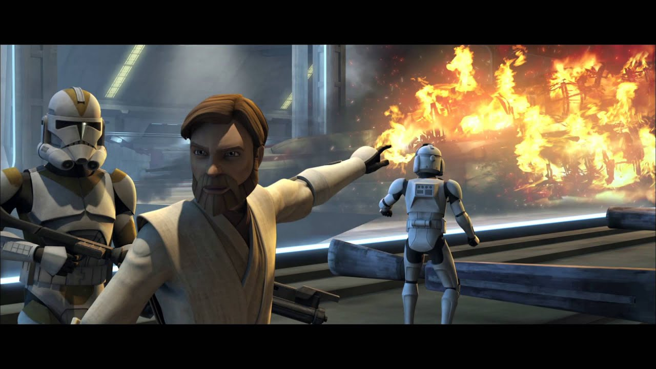 Star Wars The Clone Wars Episode   Bound For Rescue Preview  Youtube