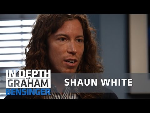 Shaun White: My love-hate relationship with losing
