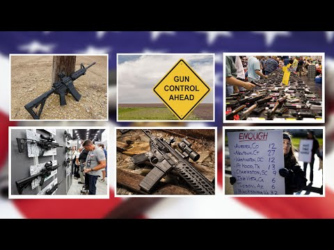 Orlando, Gun Control & Terror Connections