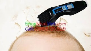 Mua tông đơ cắt tóc sơ sinh cho bé ở đâu Hàng Nhật nội địa Philips HC3418