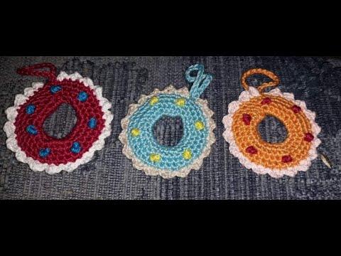 Couronne De Noel En Crochet Crocheteu