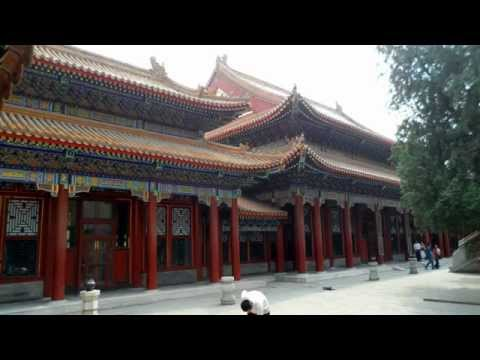 Visit to the Summer Palace -Beijing