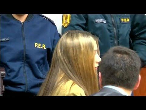 الحكم على الفتاة الأرجنتينية التي قتلت صديقها السابق بالسجن 35 عاما…