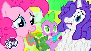 My Little Pony Season 1 📖  Finding Zecora's Curse in Books (Bridle Gossip) | MLP: FiM | MLP Season 1