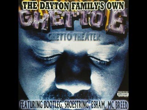 Ghetto E - Ghetto Theater (Full Album) - Gothom\RLP-2001