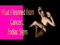 What Cancer Teaches Us..