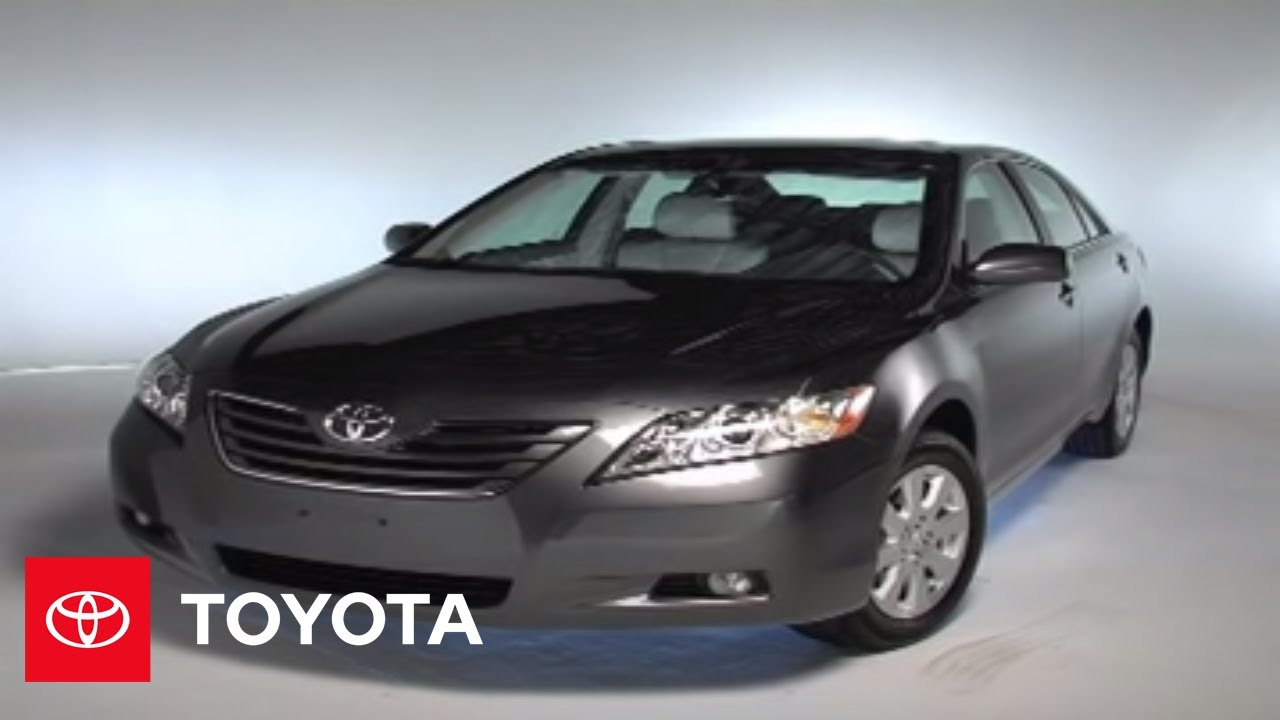 2007 - 2009 Camry How-To: If Your Vehicle Won\'t Start (XLE with ...