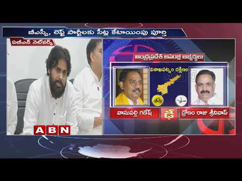 Janasena Chief Pawan Kalyan Strategies Behind Alliance with BSP and Left Parties   AP Assembly Polls