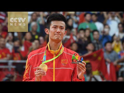 Rio 2016: China's Chen Long wins badminton men's gold