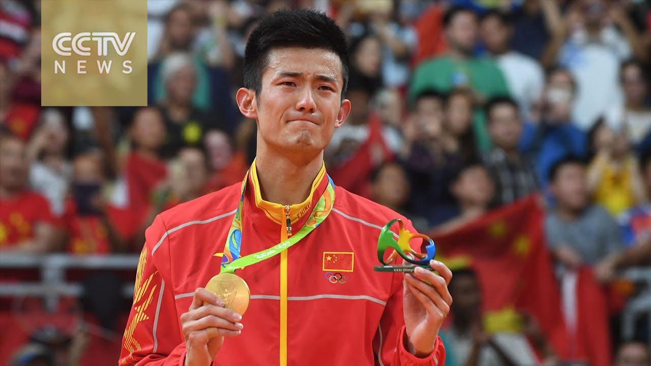 Rio 2016 China s Chen Long wins badminton men s gold